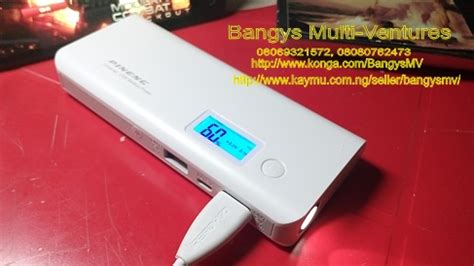 Powerbank Romoss 5 10000 Mah 100 Original a nairalander s experience with power banks phones 1