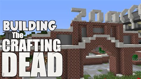 building  crafting dead  zoo youtube