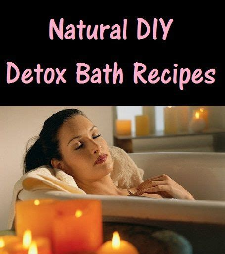 Detox Herbal Bath Recipe by Home Remedy Detox Bath Recipes Warm Http Www