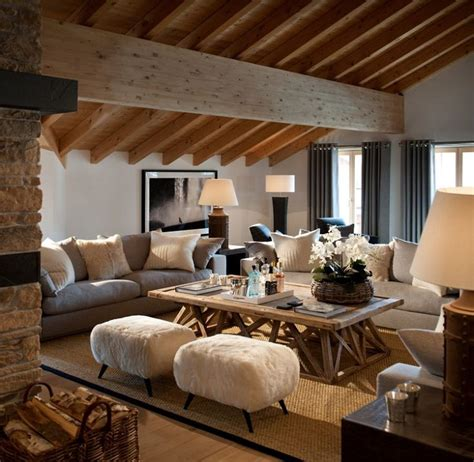 modern chic living room ideas 10 chalet chic living room ideas for ultimate luxury and