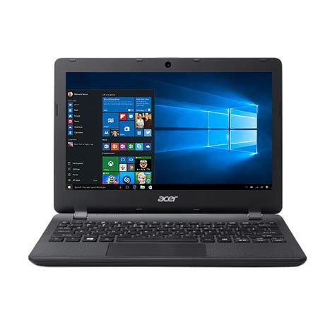 Notebook Acer Aspire Baru jual acer aspire es1 432 c52r notebook hitam intel n3350 2gb 14 inch harga