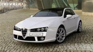 Alfa Romeo Brera White Alfa Romeo Brera White Wallpaper 55120