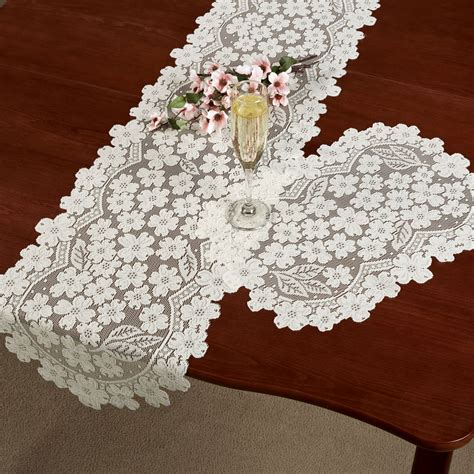 Table Runner by Dogwood Lace Table Runners
