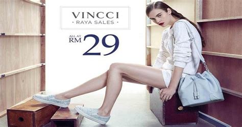 Vincci Sale vincci raya sales all at rm29 only