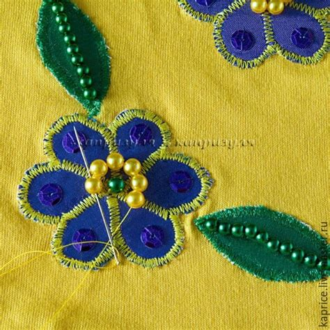 how to sew applique how to sew applique on the children s yellow t shirt