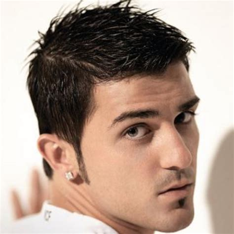 guys hairstyles hot sexy men hairstyles 2013 with full of layers png