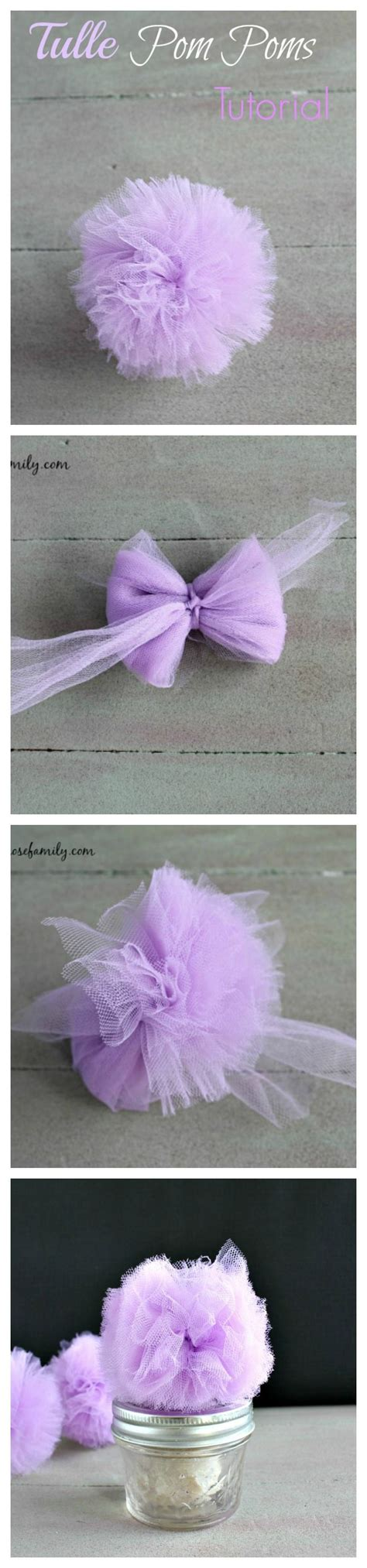 tulle craft projects best 25 tulle poms ideas on tulle pom tulle