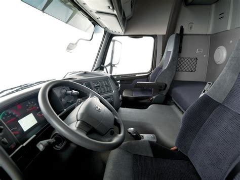 Volvo Truck Interior by 2010 Volvo Fm Truck Review Top Speed