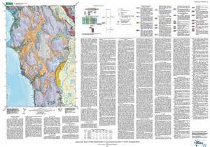 seattle geologic map geologic map of the des moines 7 5 quadrangle king county washington