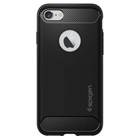 Spigen Sgp Rugged Armor Series Iphone 55s5se Original Black iphone 7 rugged armor spigen philippines