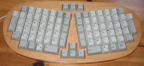 wikipedia tastatur layout trulyergonomic vs kinesis advantage pro