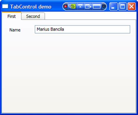 wpf tabcontrol template toolbar wpf seterms