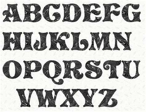 story font template alphabet storybook font 3 inch stencil by linleys designs