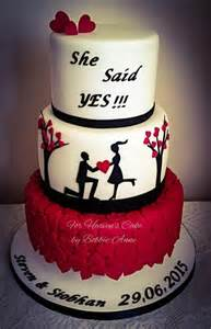 Modern Centerpieces 25 Best Engagement Cakes Ideas On Pinterest Engagement Party Cupcakes Unique Wedding Cakes