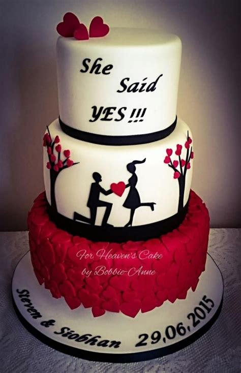 Engagement Wedding Cakes by Best 25 Engagement Cakes Ideas On Engagement