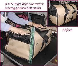are celltei pet carriers approved for in cabin airline travel