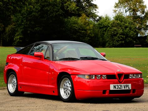 Alfa Romeo Zagato by Alfa Romeo Sz Sprint Zagato Experimental Sportscar 1989