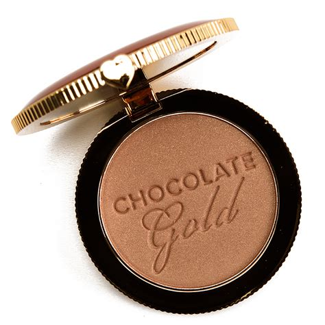 faced chocolate gold soleil bronzer review photos