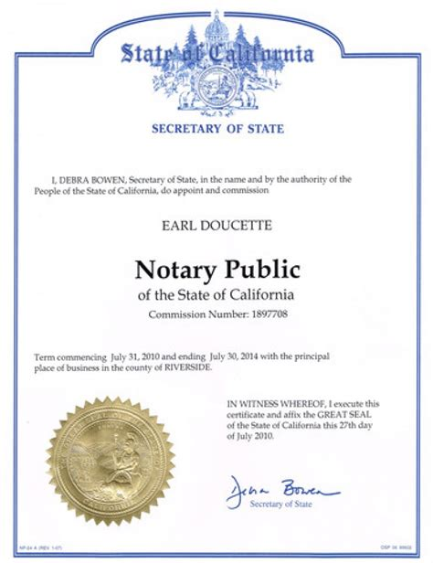 Notary Background Check Notary Services