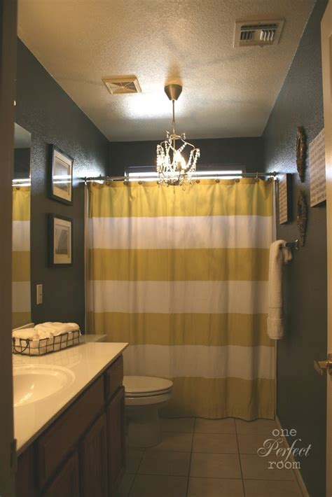 yellow and white bathroom gray white and yellow bathroom this would be perfect it