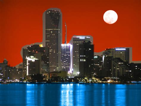Free Miami City Backgrounds For Powerpoint Culture Ppt Templates Of Miami Powerpoint Template