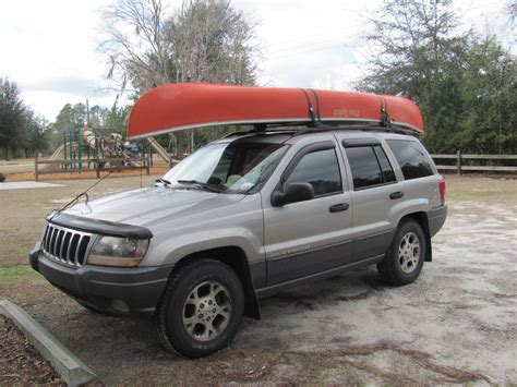 jeep grand cherokee kayak rack mikeny s 2001 jeep grand cherokee laredo sport utility 4d