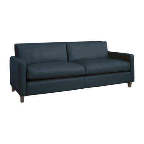 chester mid leather 3 seater chester 3 seat leather sofa habitat