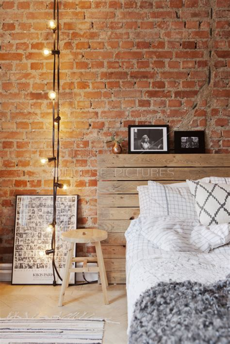 brick bedroom wall bedroom with exposed brick wall living room and decorating