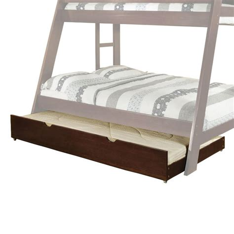 sears trundle bed venetian worldwide olympic iii trundle bed espresso