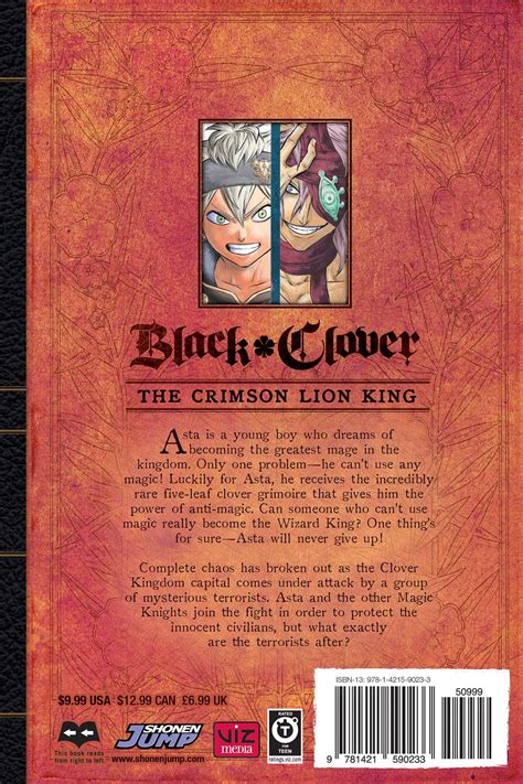 magic calls echoes volume 1 books black clover vol 4 archonia us