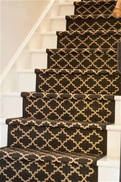 Diy Runner Rug Diy Stair Runner For The Home