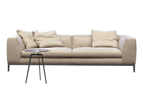 the cloud leather sectional cloud sofa by alivar design giuseppe bavuso