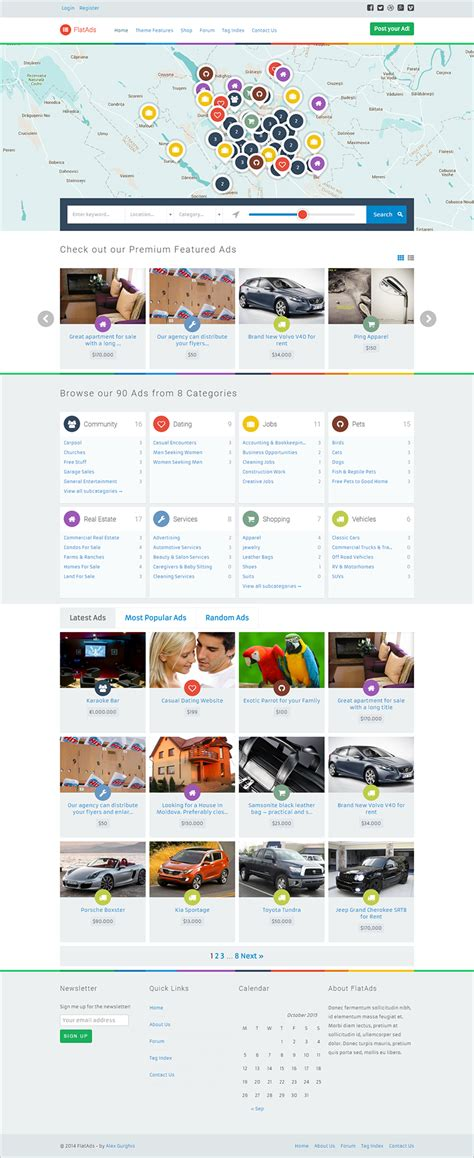 php homepage template php directory templates free premium templates