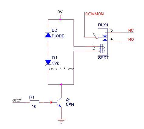 transistor vs resistor smd vs thr transistor for relay electrical engineering stack exchange