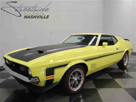1973 ford mustang for sale on classiccars 66 available
