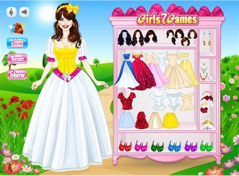 snow white games for girls girl games snow white dress up game