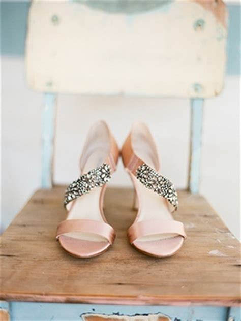 Blush Colored Shoes For Wedding by Bridal Shoes Blush Pink Weddings And Bridal On