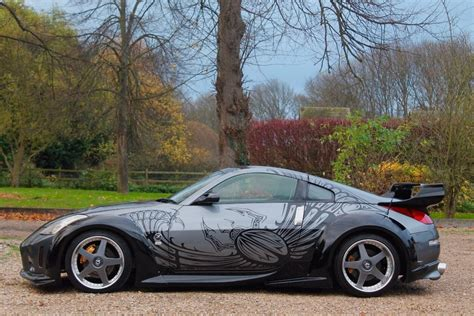 fast and furious nissan 350z quot fast furious quot nissan 350z up for sale ballerstatus com