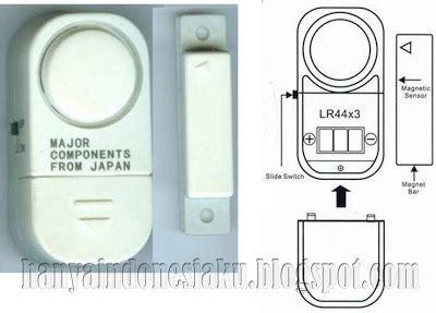 Alarm Sensor Gerak Murah Alarm Anti Maling Sensor Gerak Alarm Pe alarm anti maling otomatis murah dan aman belanja unik dan menarik indonesia pasang