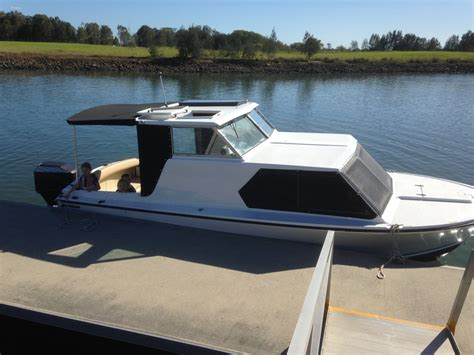 boat awnings boat awnings east coast stainless aluminium welding