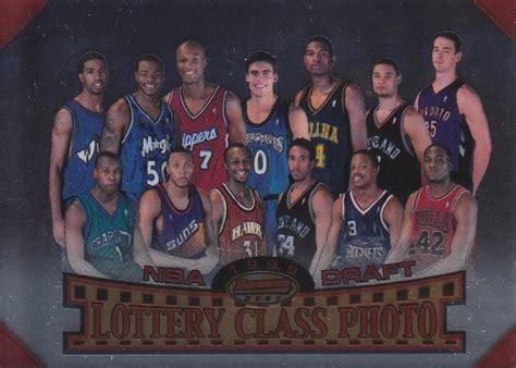 nba better draft class sportz great moments in nba draft history the 1999 draft lottery