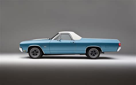 chevrolet el camino totd what classic car would you daily drive