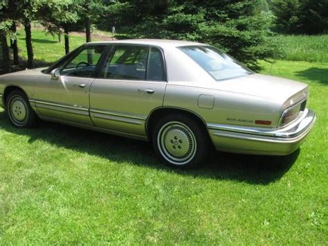 1992 buick park avenue ultra supercharged rare excellent condition for sale in portsmouth