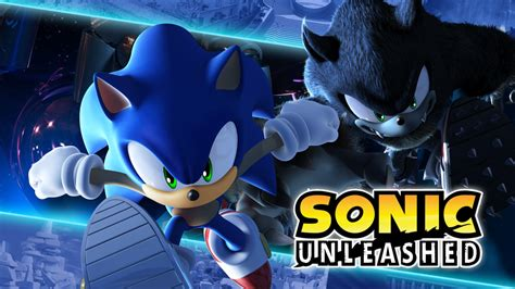 Sonic Unleashed Fan Wallpaper Sonic And Werehog By