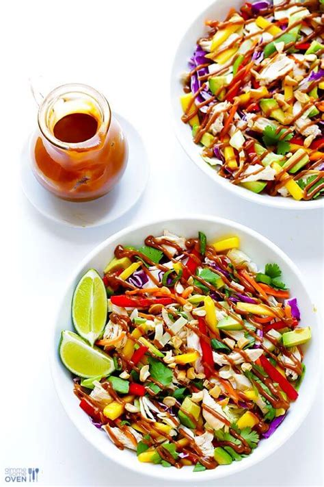 Gimme Some Oven Detox Salad by 15 Healthy Chicken Recipes Gimme Some Oven