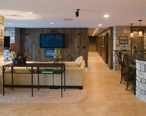 stilwell basement traditional basement kansas city