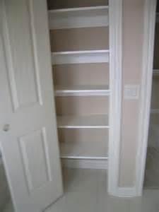 creative closets storage linen closet fixed melamine