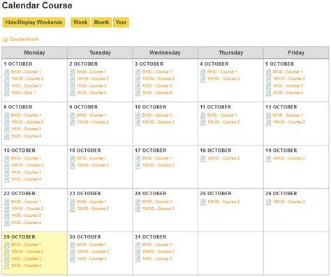 google calendar date format php moodle plugins directory oohoo calendar format