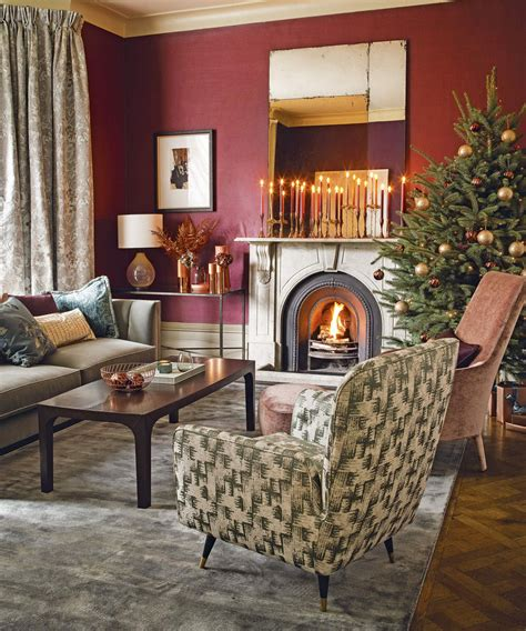 decorating room living room decorating ideas to get you in the festive spirit