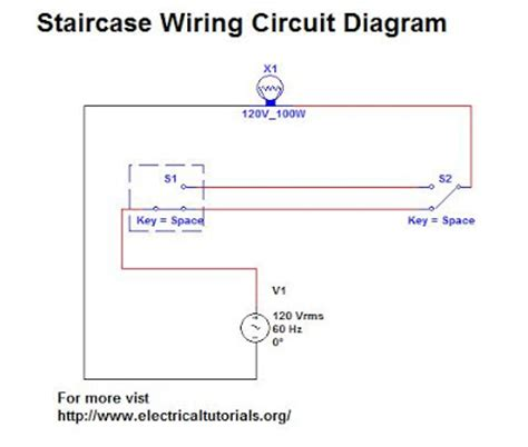 staircase wiring circuit complete guide in urdu